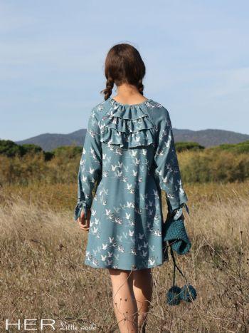 c1c8b8b6a65ea Patrons de couture Robe Modèles Enfants HER Little World