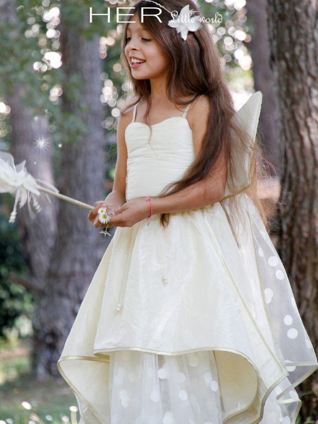 054c0ef3ccb7d Eternelle - Patron de couture enfant robe Eternelle HER Little World