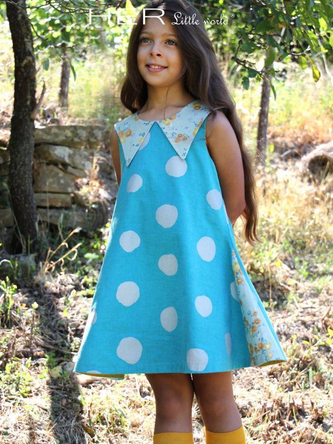 Patron couture robe originale