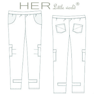 Her Little Dressing Mixte